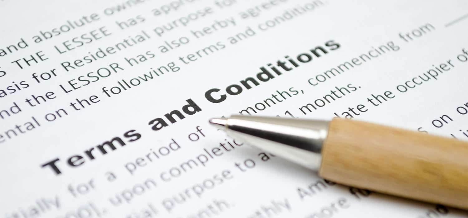 LET US SHARE THE TERMS AND CONDITIONS FOR THE GREENS HOTEL WEBSITE