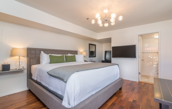 The Greens Hotel: Family Suite